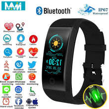 Load image into Gallery viewer, MMN Original Qw18 Smart Wristbands Fitness Bracelet Band Gps strap Replacement Band Waterproof Watch Heart Rate Tracker 24H Ship
