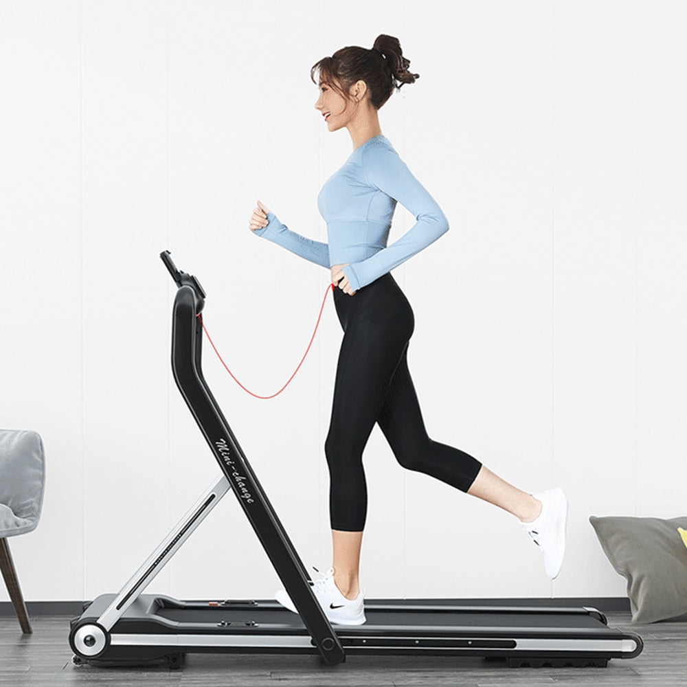 Collapsible Convenient Home Treadmill Walk Machine for Aerobic Sport Fitness Equipment