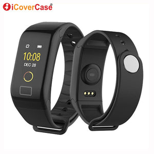 For Huawei Honor 10 9 8 lite 8x max 7x V20 V10 Nova 4 3 2 Plus Smart Bracelet Waterproof Blood Pressure Fitness Smart Wristband