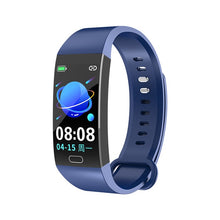 Load image into Gallery viewer, Smart Bracelet Band Measuring Pressure Clock Fitness Bracelet Heart Rate Activity Tracker bracelet smart Wristband Waterproof