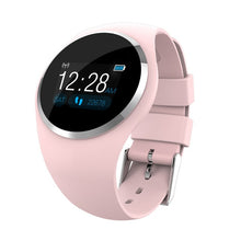 Load image into Gallery viewer, Q1 Bluetooth Smart Watch Men Women Stainless Steel Waterproof Wearable Device Smartwatch Bracelet for Ios  andriod phone
