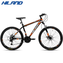 Load image into Gallery viewer, 18/21 / 27 Speed Mountain Bike Bicycle 26  inch steel or aluminum frame red and black aviliable MTB free shipping