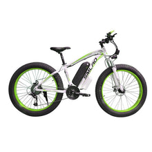 Load image into Gallery viewer, 1000W Electric Bicycle 13AH Battery Fast Speed Electric Mountain E-Bike for Adult 35km/h Ebike Snow 21 Speed Free Shipping