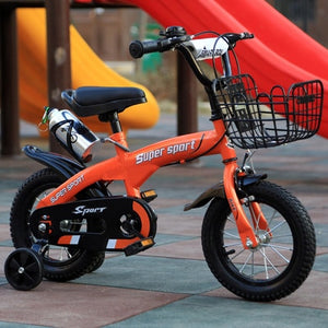 Bicycle men and women baby stroller kids bicycle 12 inch 2-5 years old children bicycle baby bicycle girl princess