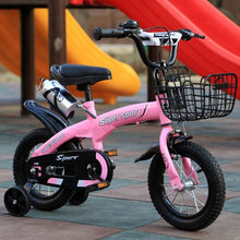 Load image into Gallery viewer, Bicycle men and women baby stroller kids bicycle 12 inch 2-5 years old children bicycle baby bicycle girl princess