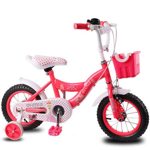 Bicycle Outdoor Sports Children Balanced  Bicycle 2-10 Boys and Girls