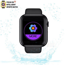 Load image into Gallery viewer, Apple Smart watch Sports Fitness Bracelet Sleep Tracker Heart Rate Monitor Blood Pressure Smart Band For Women Men PK W34 D20 A6