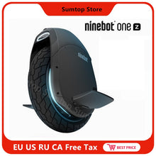 Load image into Gallery viewer, Original Ninebot One Z10 Z6 Self Balance Electric Scooter 45km/h Support Bluetooth Foldable Unicycle Motor Hoverboard