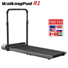 Load image into Gallery viewer, WalkingPad R1 Treadmill 2 in 1 Smart Folding Walking and Running Machine Outdoor/Indoor Fitness Exercise with Brushless Motor