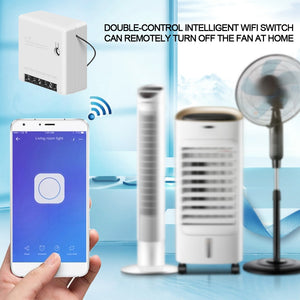 Two Way SONOFF Mini Intelligent Switch WIFI Switch Smart Universal Appliance Indoor Office Alexa Google Home Smart Switch