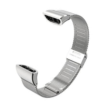 Load image into Gallery viewer, For Huawei Band 3 pro Strap in Watchbands for Huawei Band 3 Bracelet Leather Stainless Steel Smart wearable Accessories