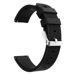 Replacement Soft Silicone Watch Band Wrist Strap for Huami AMAZFIT GTR 42mm GTS Youth Smart watch Straps Wearable accessories
