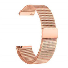 Load image into Gallery viewer, Watchbands for Huawei Watch GT 2 22mm Milanese Loop Stainless Steel for Huawei Watch GT wrist Strap smart wearable Accessories