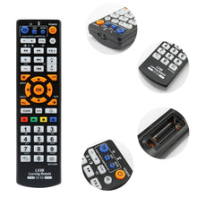 Load image into Gallery viewer, L336 Universal Copy Smart Remote Control Controller IR Remote Control With Learning Function for TV CBL DVD SAT HIFI TV BOX