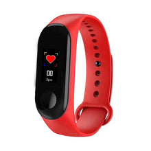 Load image into Gallery viewer, Sports Smart Bracelet Health Sleep Fitness Tracker Blood Pressure Heart Rate Monitor Smart Wristband Sport Watch For Android iOS