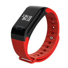 Load image into Gallery viewer, Bluetooth smart wristband Blood pressure monitoring With Touch Screen wristbands Support Remote photography For IOS Android