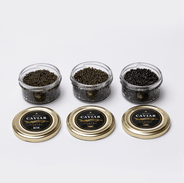 Caviar Luxury Gourmet Set