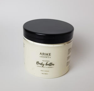 Grapefruit & Neroli body butter - Arike organics