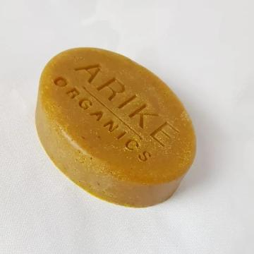 Carrot and turmeric soap - Arike organics