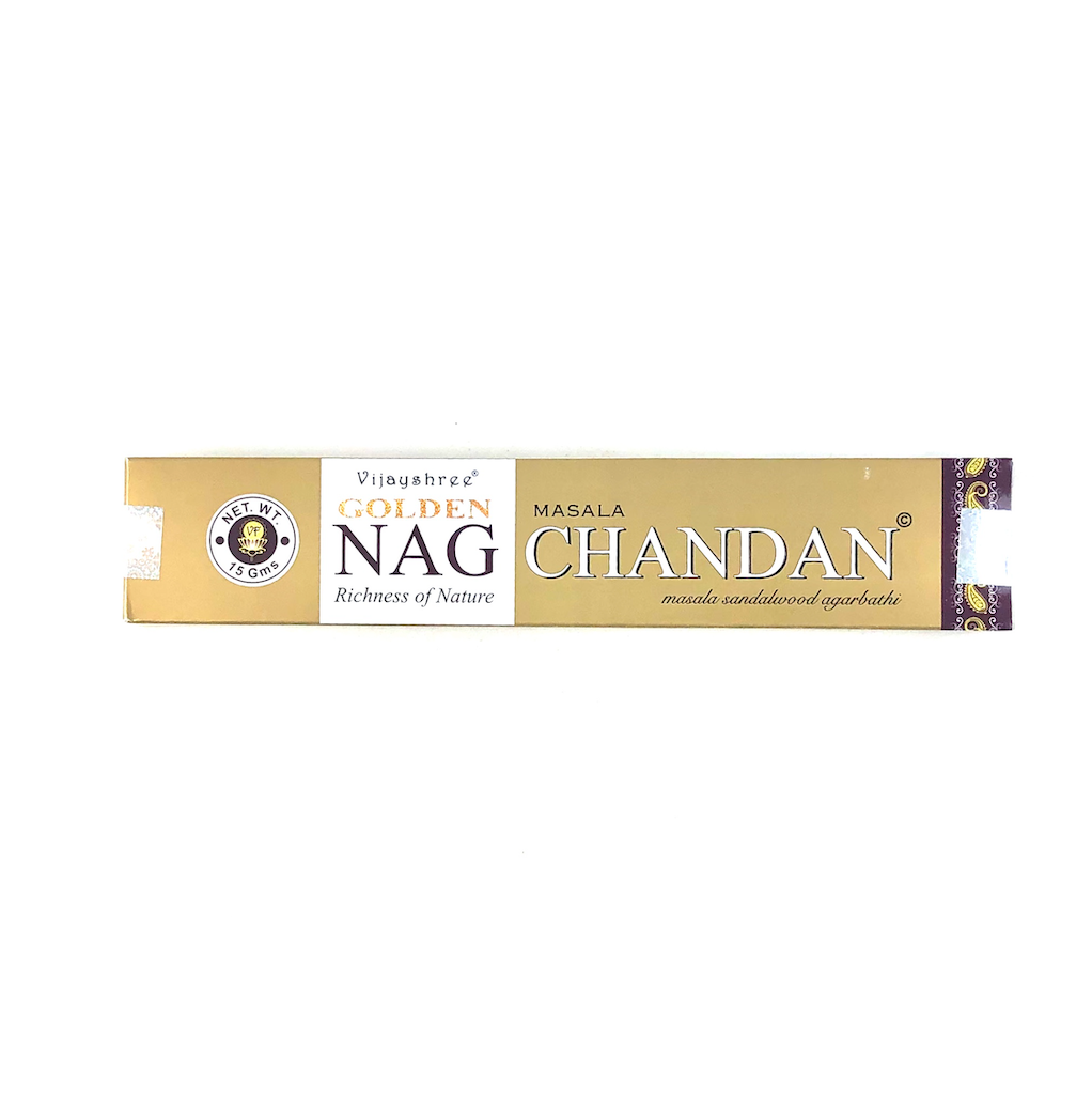 Golden Nag Chandan incenses
