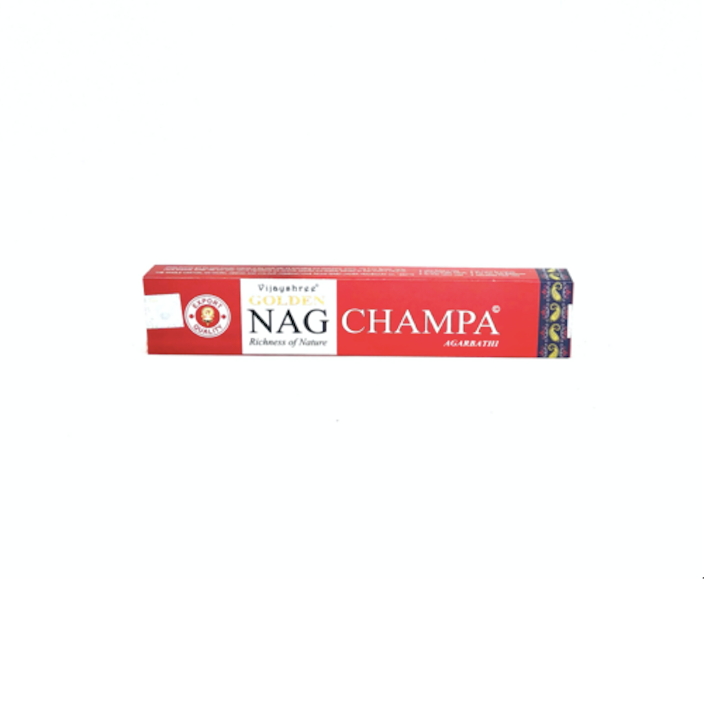 Golden Nag Champa incenses