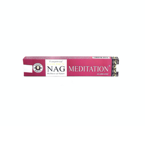 Golden Nag Meditation incenses