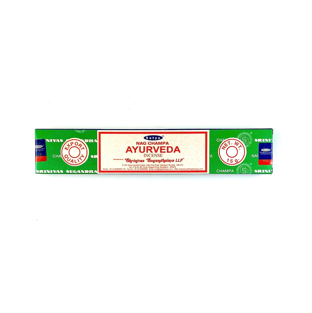 Satya Ayurveda incenses