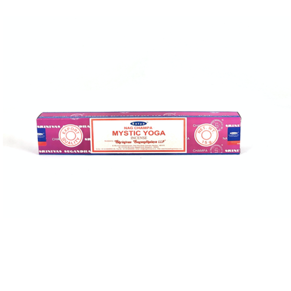 Satya Mystic Yoga incenses