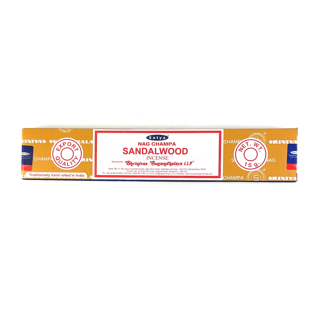 Satya Nag Champa Sandalwood incenses