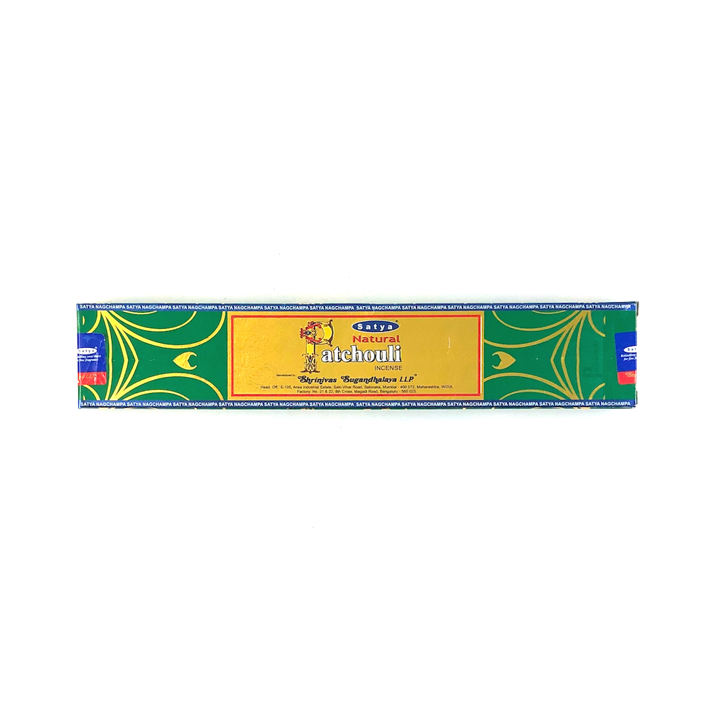 Satya Patchouli incenses