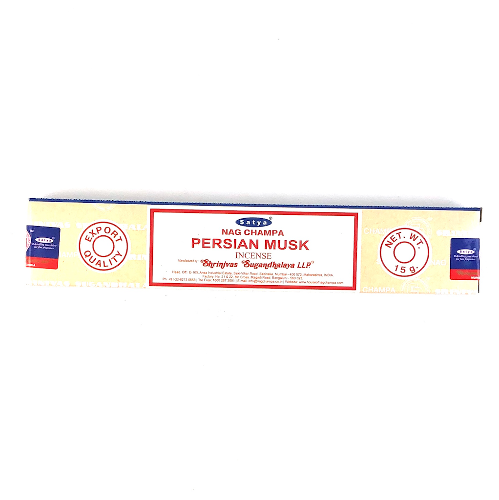 Satya Persian Musk incenses