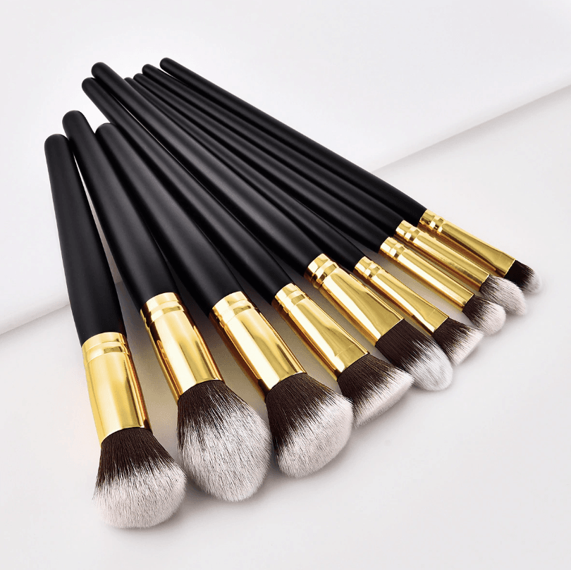 Cosmetic Makeup Brush Set