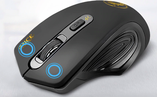 USB Ergonomic Mouse