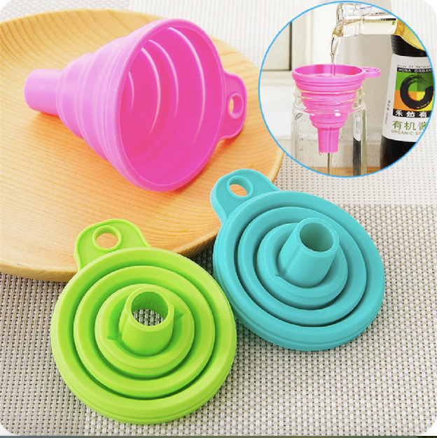 Collapsable Kitchen Funnel