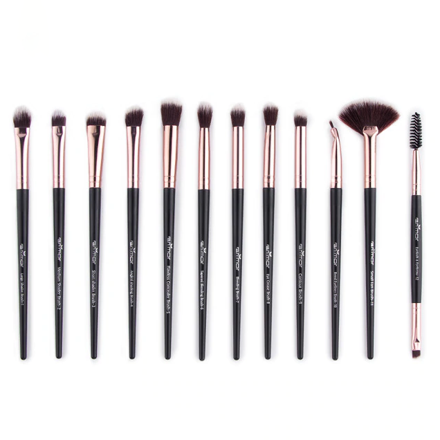 GirlsNight™ Eye Shadow Brush Set