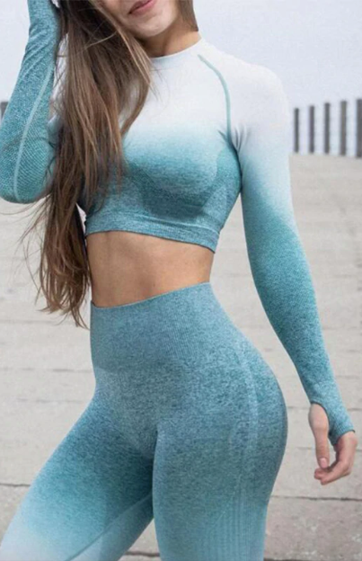 Ombre Gym set