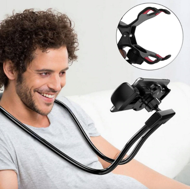 Hands-Free Phone Holder
