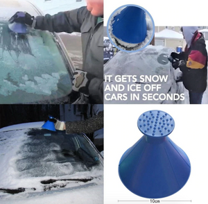 IceGone™ Magic Windshield Ice Scraper