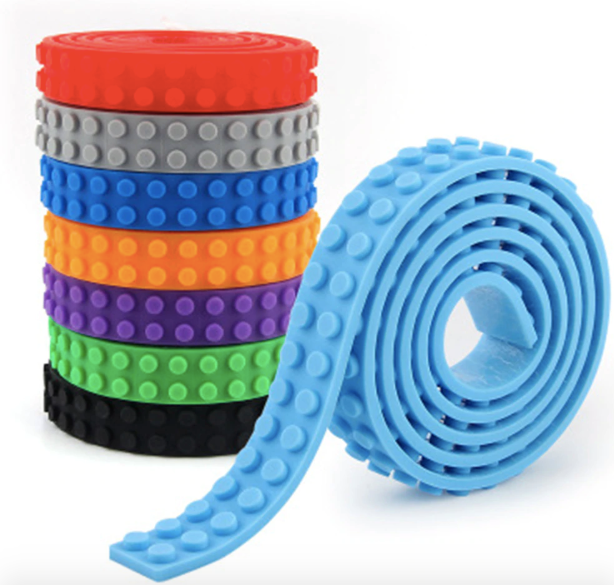 Lego Building Block Tape