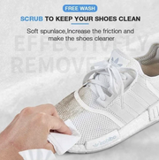Shoe Rescue Quick Wipes – First things first for sneakers