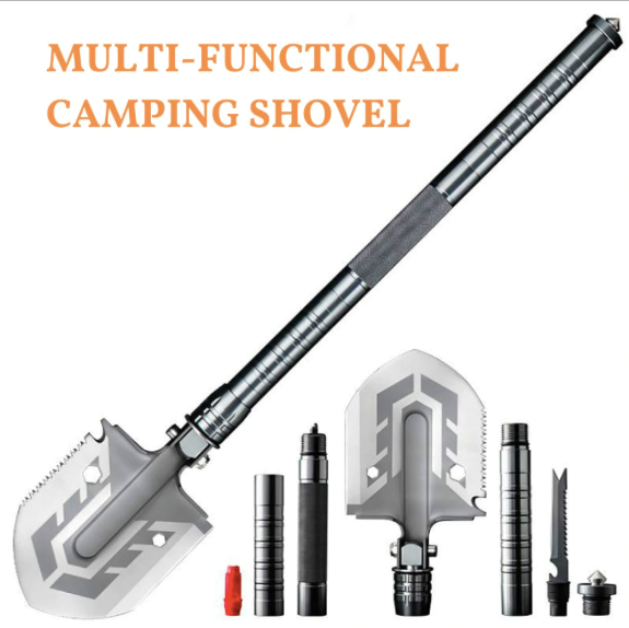 Outdoor Tactical Camping Shovel