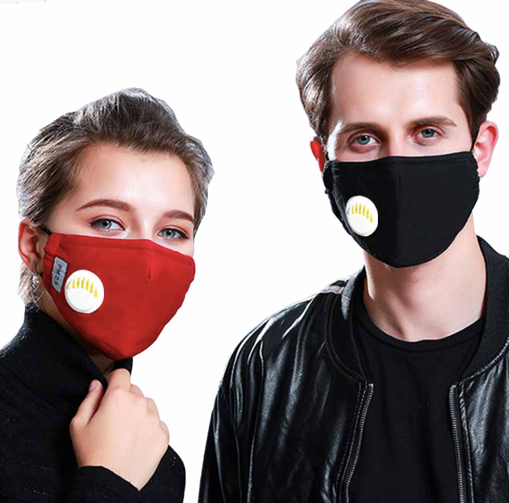 Glacier Breath 3.0 -  Air Filter Breathing Mask - (Very Low Stock)
