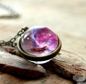Nebula Galaxy Necklace