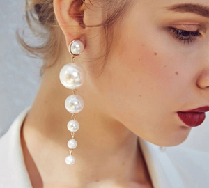Clearwater Pearl Earrings