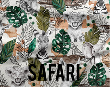 Load image into Gallery viewer, Animal Fabric Dungarees - 5 Fabrics