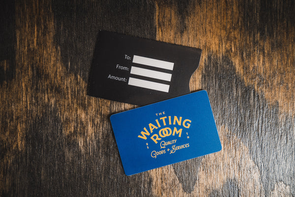 The Waiting Room Gift Card