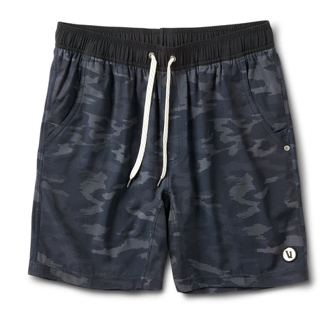 Kore Short - Black Watercolor