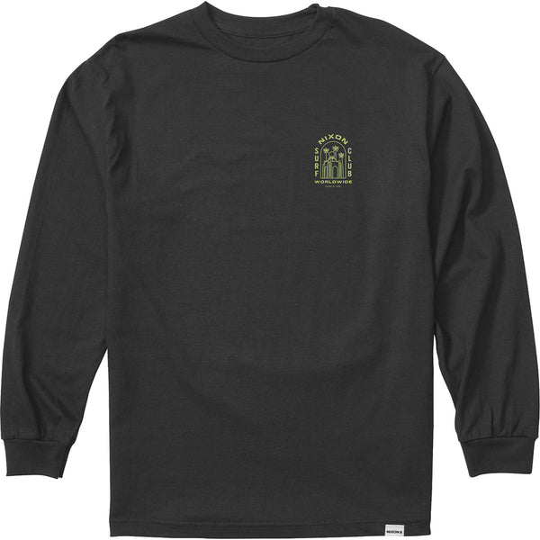 Temple L/S Tee