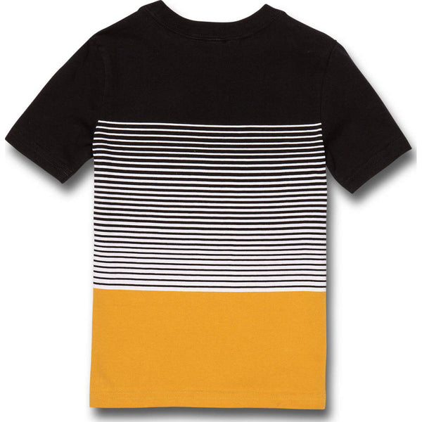 LITTLE BOYS LIDO LINEY CREW S/S