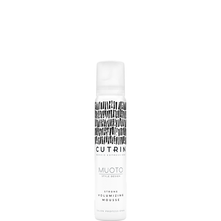 MUOTO Strong Volumizing Mousse 100 ml